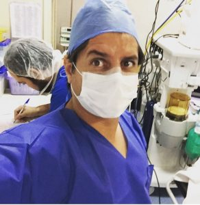 Dr. Mauricio Aguirre Baez – Chile 🇨🇱