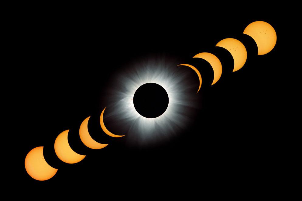 Cómo ver un Eclipse Solar / Retinopatía solar