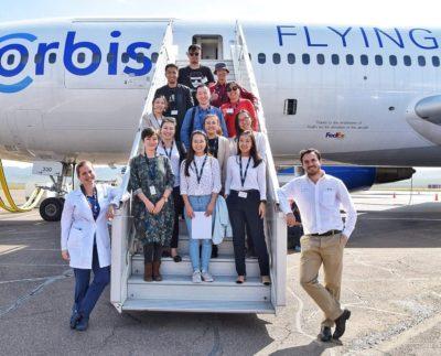 Orbis flying hospital