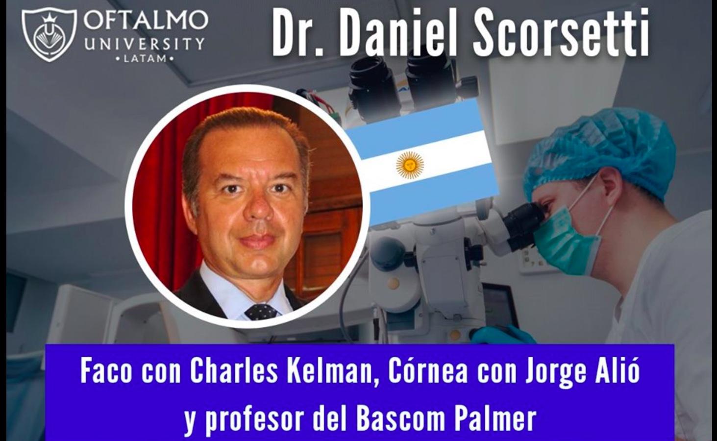 Dr Scorsetti –  Faco con Charles Kelman – T4E5 – Parte 1
