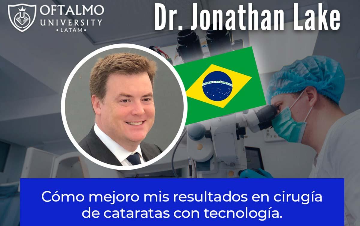 Dr Jonathan Lake – Mejores resultados en Cirugía – T4E8