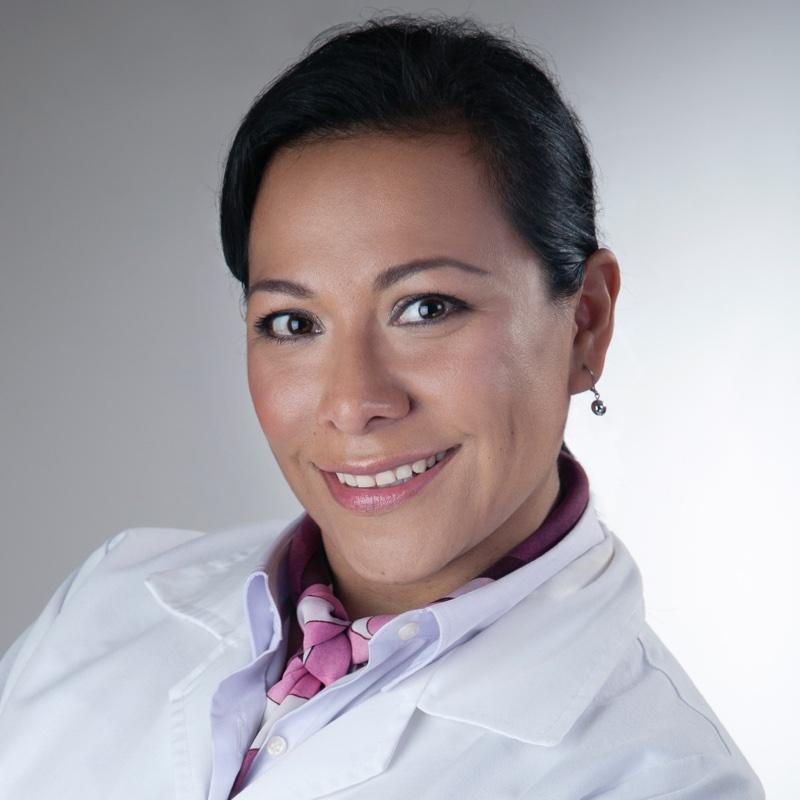 Dra. María Ana Martínez  – México 🇲🇽