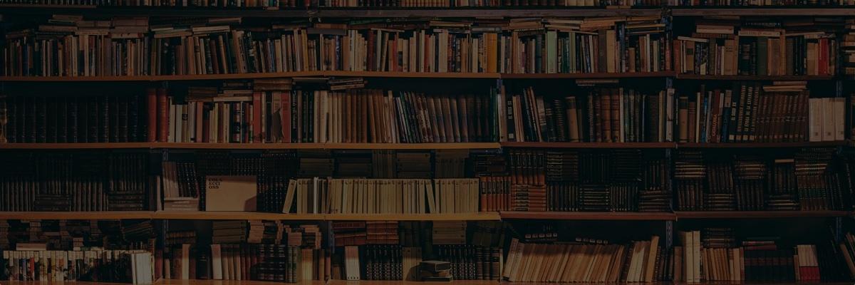 Tres libros para nuestros ojos