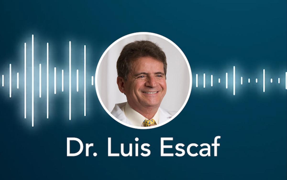 Dr. Escaf – Innovador, Mentor, Líder – T4E12